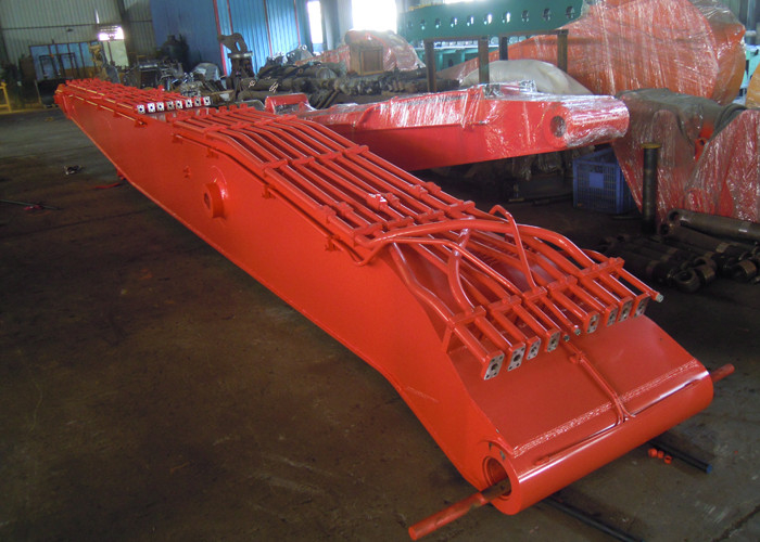 Excavator Spare Parts 22 Meter High Reach Demolition Boom For Doosan